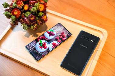 三星Galaxy S10系列惊艳来袭:品味十代新经典